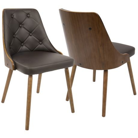 Gianna Contemporary Dining Chair By LumiSource   Image 1 Of 7 ...