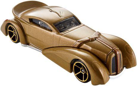 Hot Wheels Star Wars Episode 8 Character Cars in 1:64 11 /´ er Set FDJ70-965B