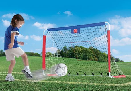 Ens. de jeu 3-en-1 Soccer, Hockey and Pitchback Goal de Step2 - image 3 de 5