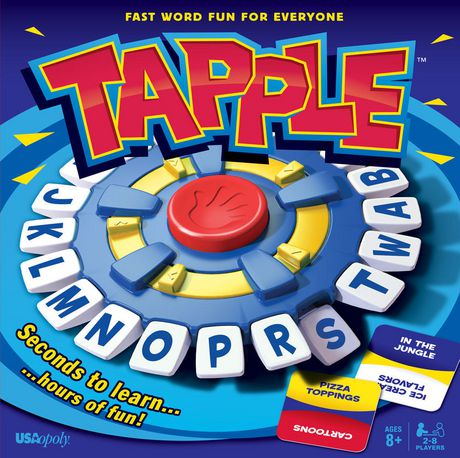 USAopoly Tapple – Fast Word Fun for The Whole Family! - image 3 of 5