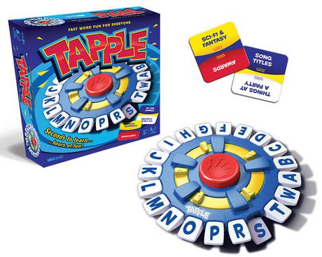 USAopoly Tapple – Fast Word Fun for The Whole Family! - image 4 of 5