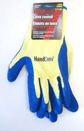 VENDOR LABELING (CAN) Handcrew Latex Coated General Purpose Glove - image 1 of 1