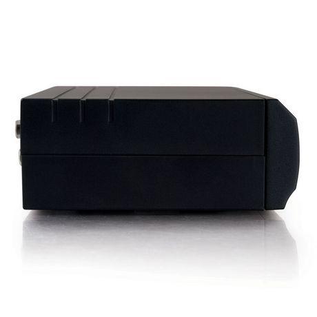 Commutateur de sélection audio/stéréo S-Vidéo 4x2 + Vidéo composite de Cables To Go - image 3 de 4