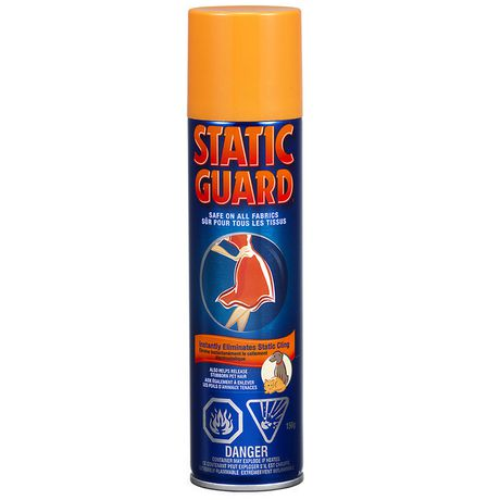 static guard no cling fabric spray walmart canada. Black Bedroom Furniture Sets. Home Design Ideas