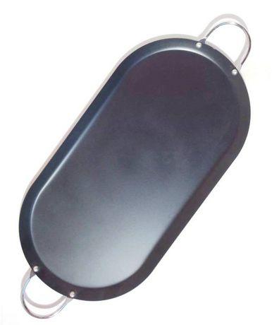 Plaque à cuisson ovale Imusa en acier de carbone de 17 po - image 1 de 1