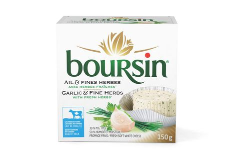 Boursin Garlic & Fine Herbs - image 1 of 4