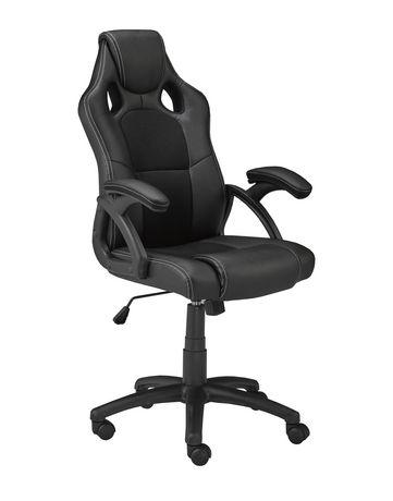 Brassex Inc Black Office Chair