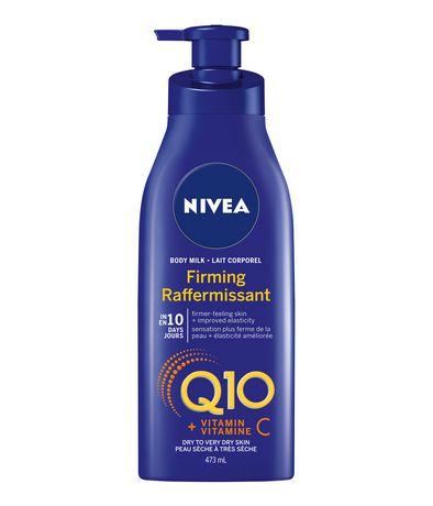 Nivea Q10 + Vitamin C Firming Body Milk 473mL
