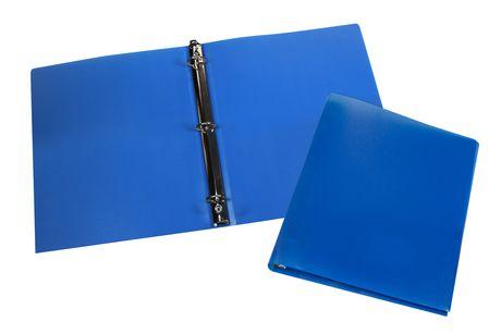 cartable en poly storex d 39 1 po en bleu. Black Bedroom Furniture Sets. Home Design Ideas