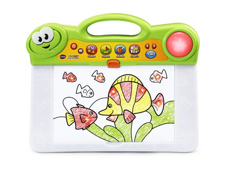 VTech® Digiart Color by Lights™ - English Version - image 1 of 9