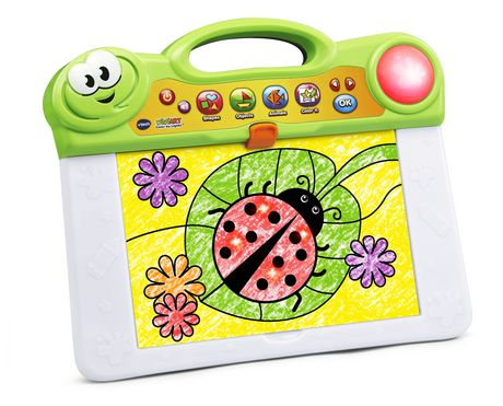 VTech® Digiart Color by Lights™ - English Version - image 5 of 9
