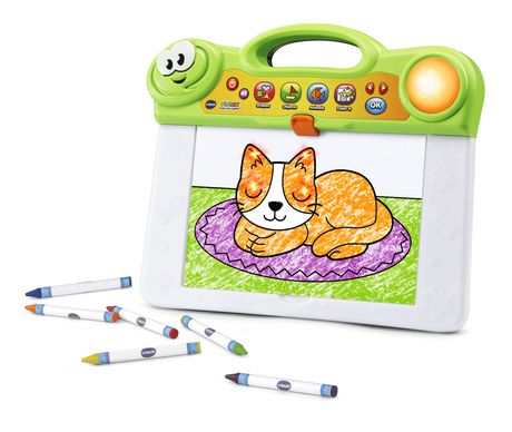VTech® Digiart Color by Lights™ - English Version - image 6 of 9