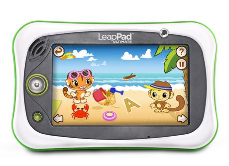 LeapFrog® LeapPad® Ultimate Ready for School Tablet™ - Green - English Version - image 2 of 9