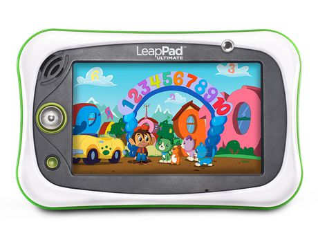 LeapFrog® LeapPad® Ultimate Ready for School Tablet™ - Green - English Version - image 6 of 9