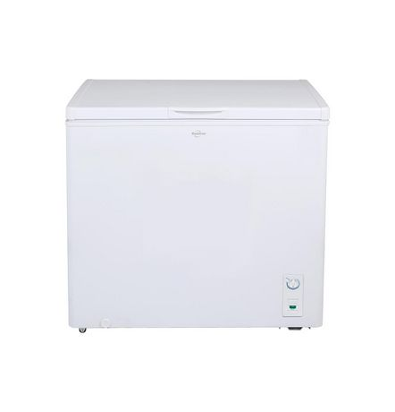 Koolatron KTCF195 6.9 Cubic Foot (195 Liters) Large Chest Freezer with Adjustable Thermostat - image 1 of 4
