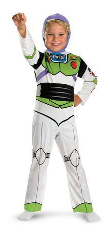 Déguisement de Buzz Lightyear classique pour enfants - image 1 de 1