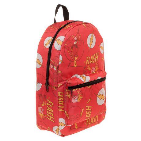 c7b728371d DC Comics DC Comic Flash Backpack