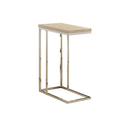 Table d 39 appoint monarch specialities de style vieux bois for Table exterieur walmart