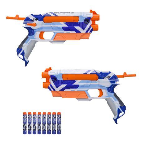 Nerf N-Strike Elite - Foudroyeur SplitStrike (Wal-Mart Exclusive) - image 2 de 7