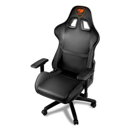 Armor Black Gaming Chair | Walmart Canada