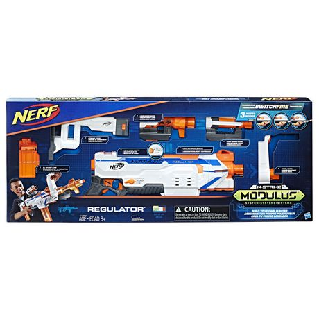 Nerf Modulous Regulator