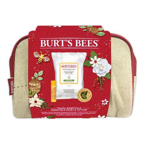 7c0580ee2 Burt s Bees® Travel Essentials Gift Set