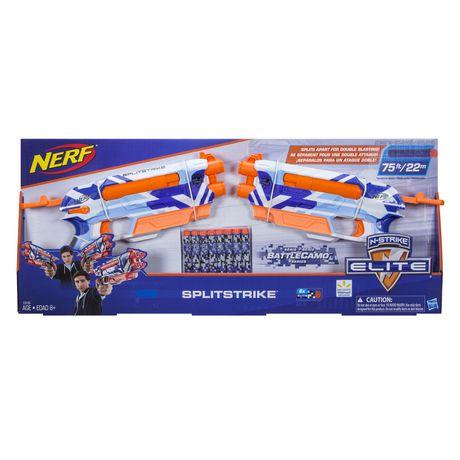 Nerf N-Strike Elite - Foudroyeur SplitStrike (Wal-Mart Exclusive) - image 1 de 7