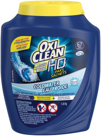Oxiclean Hd Fresh Scent Cold Water Laundry Detergent
