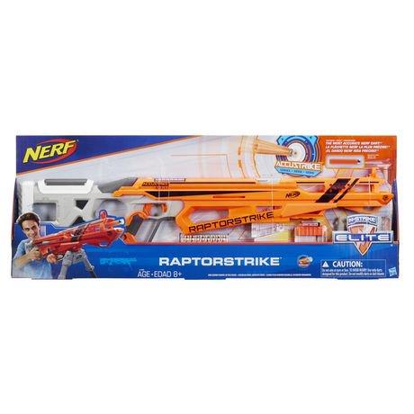 Nerf N-Strike Elite Rapidstrike CS18, Blasters & Foam Play - Amazon Canada