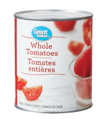 Great Value Whole Tomatoes - image 1 of 2