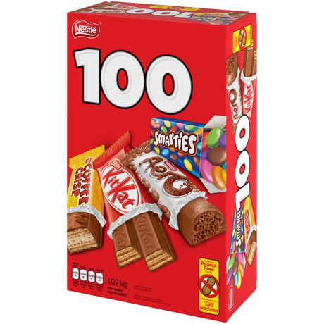 NESTLÉ® Mini Halloween Assorted Chocolate & Candy - image 3 of 5
