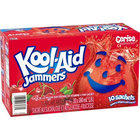 Kool-Aid Jammers, Cherry - image 3 of 6