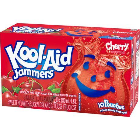 Kool-Aid Jammers, Cherry - image 4 of 6