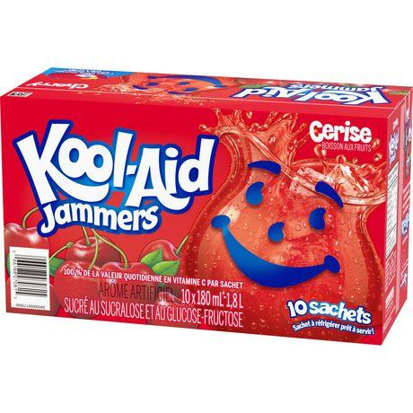 Kool-Aid Jammers, Cherry - image 5 of 6
