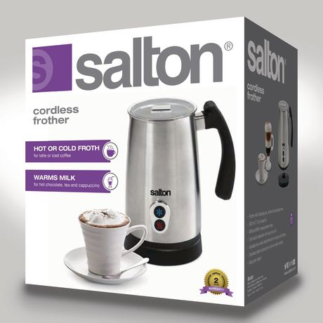 Salton Cordless Frother FR1416 - image 5 of 5