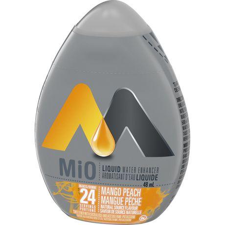 MiO Mango Peach Liquid Water Enhancer - image 3 of 4