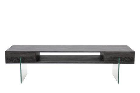 Brassex Bruno 59' TV Stand with Storage, Grey - image 1 of 2