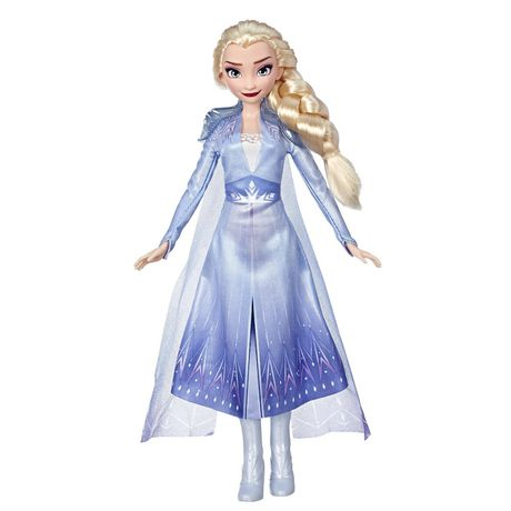 Disney Frozen Elsa Fashion Doll - image 1 of 3