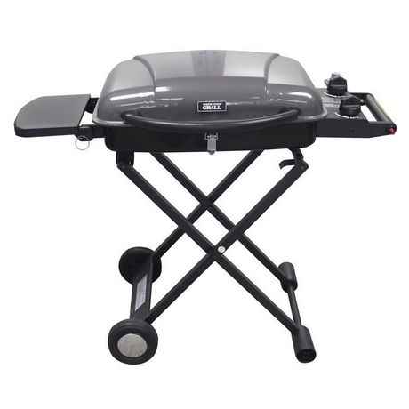 Backyard Grill 2 Burner Portable Gas Grill BBQ with Cart ...