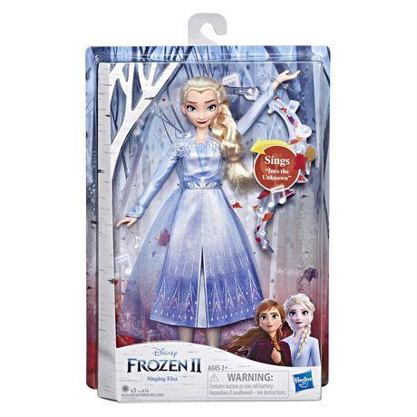 Disney Frozen II Singing Elsa Fashion Doll - image 2 of 4