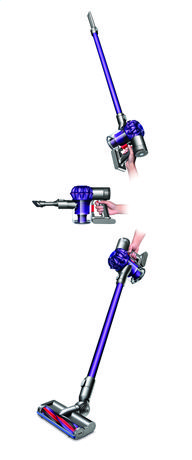 aspirateur sans fil stick v6 de dyson. Black Bedroom Furniture Sets. Home Design Ideas