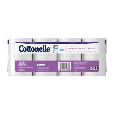 Cottonelle Ultra Comfort Care Double Roll Toilet Paper - image 3 of 5