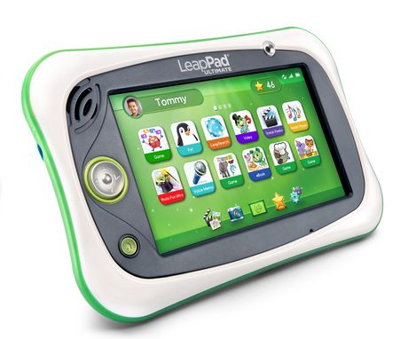 LeapFrog® LeapPad® Ultimate Ready for School Tablet™ - Green - English Version - image 7 of 9