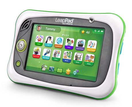 LeapFrog® LeapPad® Ultimate Ready for School Tablet™ - Green - English Version - image 8 of 9