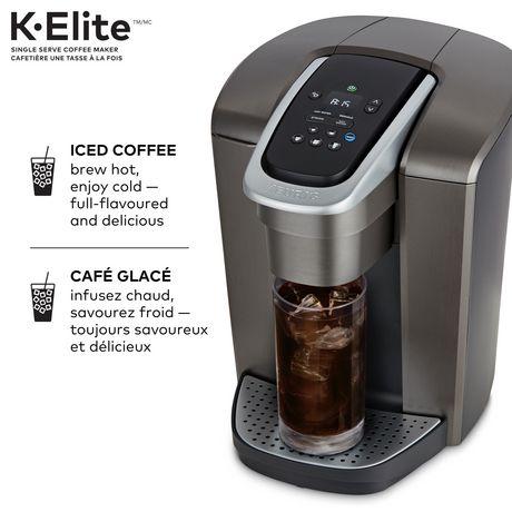 Keurig® K-EliteMC cafetière une tasse à la fois - image 3 de 3