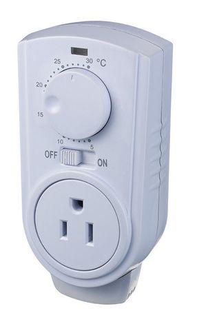Amaze Heater Plug In Thermostat Walmart Canada