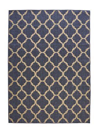 Carpet Art Deco Modello Indoor Outdoor Rug - image 1 of 5