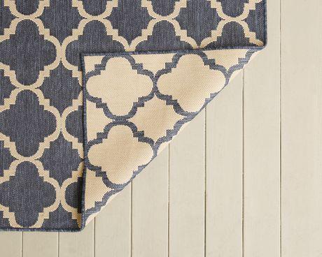 Carpet Art Deco Modello Indoor Outdoor Rug - image 2 of 5