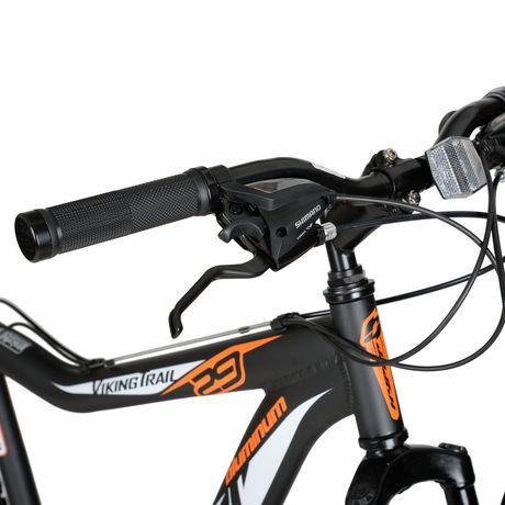 "29"" Hyper Bicycles Viking Trail Hard Tail Men's Aluminum Mountain Bike - image 4 of 6"
