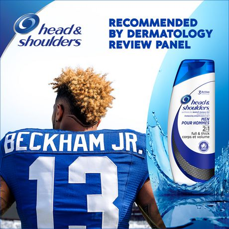 Head and Shoulders Full and Thick 2-in-1 Anti-Dandruff Shampoo + Conditioner - image 6 of 8